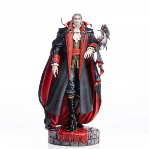 Statua Castlevania Symphony of the Night - Dracula