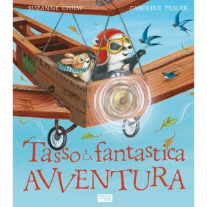 SASSI EDITORE TASSO E LA FANTASTICA AVVENTURA