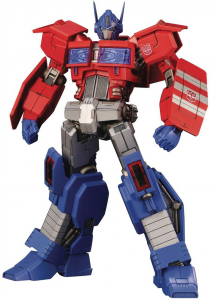 Transformers Furai Model Plastic Model Kit  Optimus Prime IDW Ver.