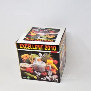 Tritatutto Manuale Exellent 2010