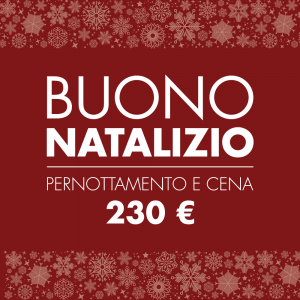 Buono Natalizio - Lunotte