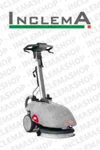 VISPA 35 E Professioneller Scheuersaugmaschinen COMAC - Versione a Cavo