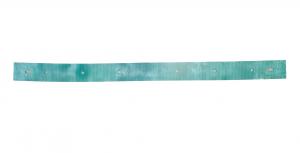 SQUALO 3001 goma de secado delantera para fregadora FIORENTINI