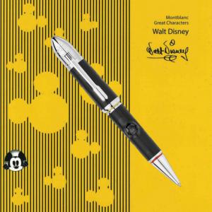 Penna a sfera Great Characters Walt Disney Edizione speciale
