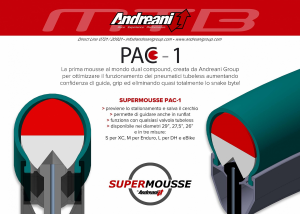 ANDREANI Inserto Supermousse D.50 Tg. L