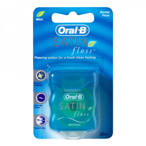 ORAL-B Satin Floss 25m