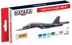 """Ultimate Su-34 """"Fullback"""" paint set"""