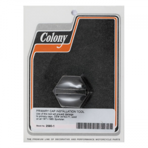 Colony, XL primary filler & inpection plug tool; 71-85 XL (NU)