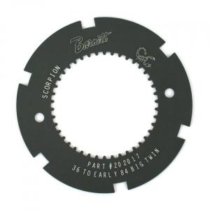 Barnett, Scorpion clutch hub lock plate tool1936-E84 B.T.