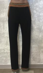 Pantalone donna nero Janira