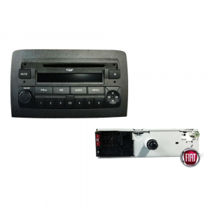 AUTORADIO FIAT IDEA NUOVA ORIGINALE 735518691