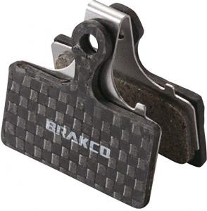 BRAKCO Pastiglie Freni Carbon Shimano XTR