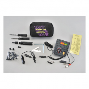 Stop & Go, tubeless puncture pilot tire repair kit; Univ.