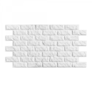 Untreated Brick Panel