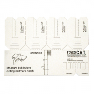 REPL. CARD, FOR C.A.T. LASER TOOL