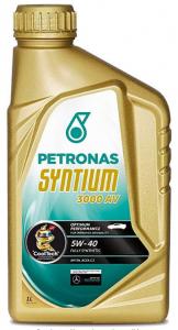 Olio Petronas Syntium 3000 AV, 5w40, lt 1