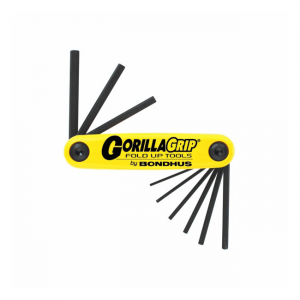 Bondhus, Gorilla Grip folding allen/hex wrench