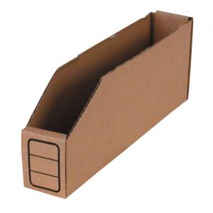 BIN BOX, BROWN 1.6 LITER