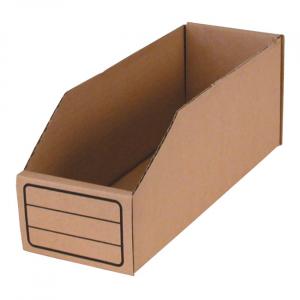 BIN BOX, BROWN 3.3 LITER