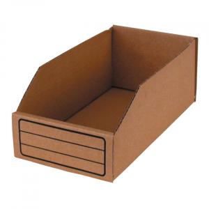 BIN BOX, BROWN 4.9 LITER