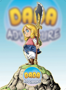 DADA ADVENTURE - full pack