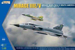 MIRAGE IIIE/V MIRAGE IIIEBR / IIIEA / V