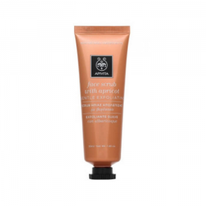 Apivita Gentle Facial Exfoliating Mask With Peach 50ml