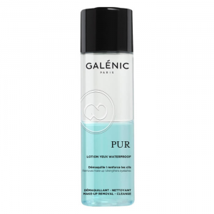 Galenic Pur MakeUp Removal Eyes Waterproof 125ml