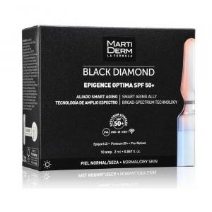 Martiderm Black Diamond Epigence Optima Spf50 10 Ampolla