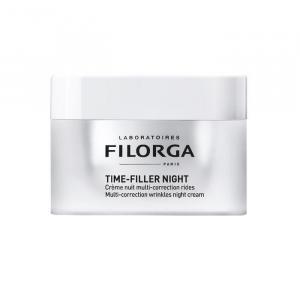 Filorga Time-Filler Night Crema Correzione Rughe 50ml