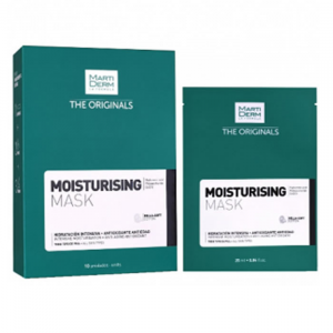 Martiderm The Original Mascarilla Facial Moisturising 10U