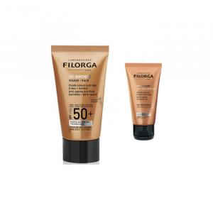 Filorga Uv Bronze Wrinkles & Spot Spf50 50ml Set 2 Parti
