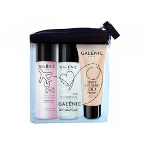 Galenic Travel Kit Teint Lumière DD Spf25 15ml Set 3 Parti 2019