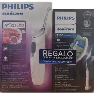 Philips Sonicare AirFloss Ultra Hx8331/01 Set 2 Parti