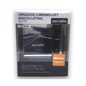 Sensilis Upgrade Chrono Lift Crema Da Giorno Spf20 50ml Set 2 Parti