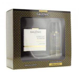Galenic Confort Supreme Crema Ricca Nutritiva 50ml Set 2 Parti
