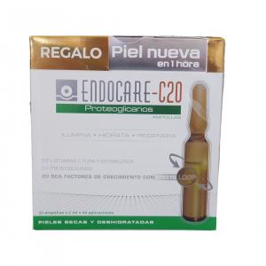 Endocare C20 Proteoglycans 30x2ml Fiali Set 4 PArti