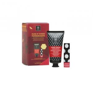 Apivita Moisturizing Hand Cream Pomegranate, Jazmin & Propolis 50ml Set 2 Pieces