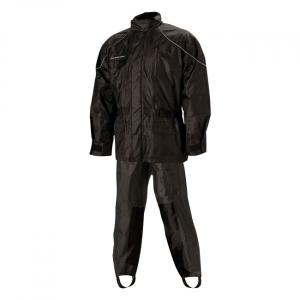 NELSON RIGG ASTON RAINSUIT, BLACK, XL