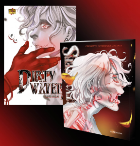 Dirty Waters 4 (di 4) + copertina cofanetto 2