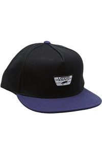 Cappello Vans Mini Full Patch Black Blue