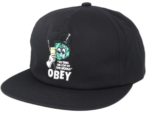 Cappello Obey On Top Snapback