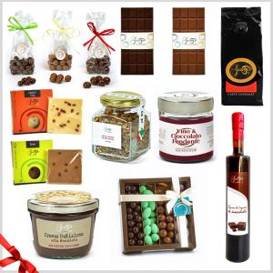 PROMO NATALE 2019 - Confezione regalo GRANDE, simpatica e gustosa idea regalo per tutte le occasioni. Promo regalo n. 3