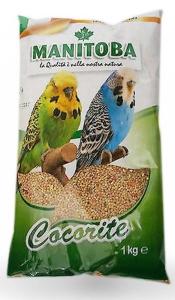 Miscuglio Cocorite/Pappagallini Manitoba kg.1/4/20