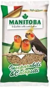 Miscuglio Inseparabili/Parrocchetti/Calopsite Manitoba da kg.1/4/20