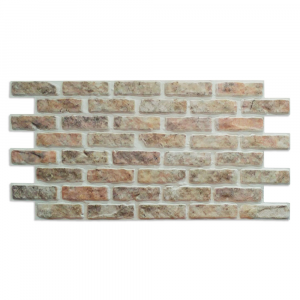 Modern Covered Brick Panel Borgo Antico