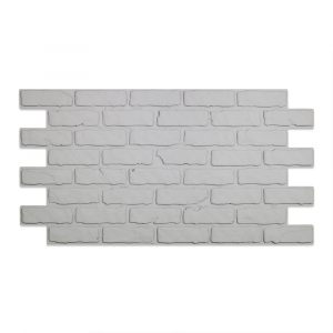 Modern Covered Brick Panel Grigio
