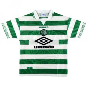 1997-99 Celtic Maglia Home M (Top)