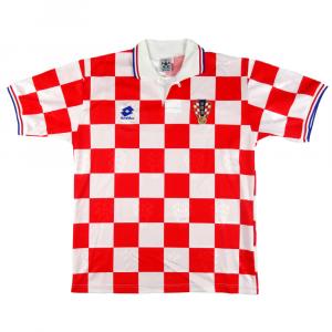 1996-98 Croazia Maglia Home L (Top)