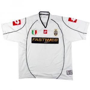 2002-03 Juventus Maglia Away XXL